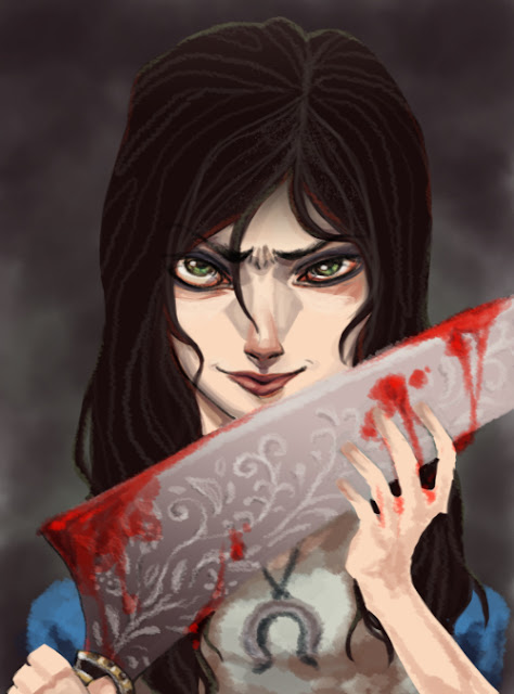 Alice: Madness Returns por WaterWalker98