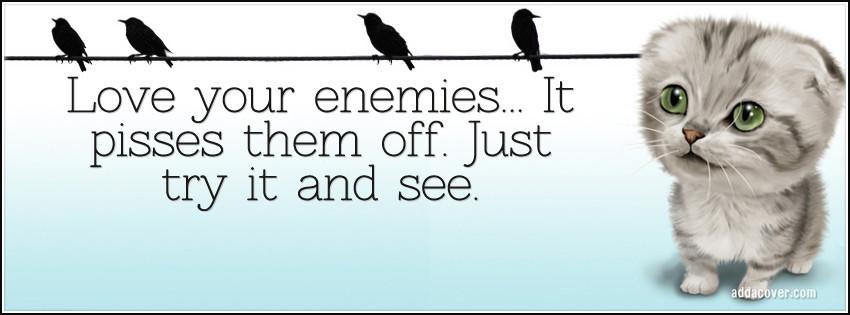 love your enemies quotes quotesgram