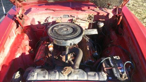 Dodge Dart V Mopar Engine on 2015 Dodge Sedan