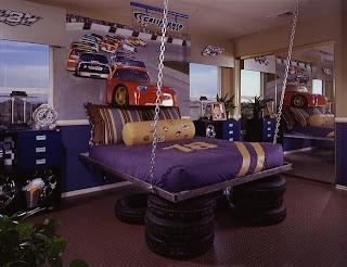 desain kamar tidur 7
