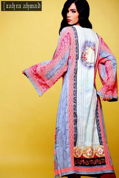 Zahra Ahmad - Designer Eid Collection 2014