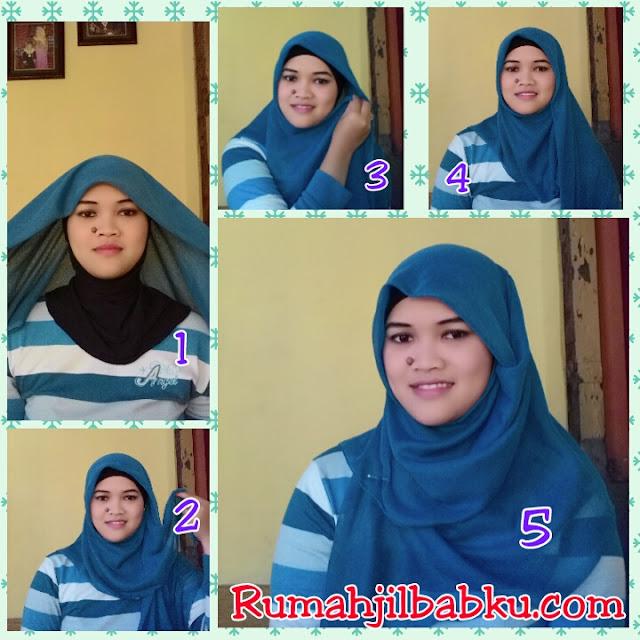 Tips Memakai Hijab Simple dan Elegant
