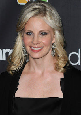 Monica Potter Diamond Chandelier Earrings