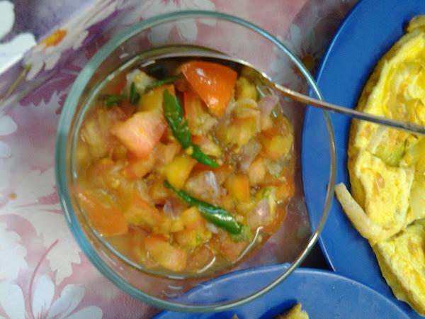 Sambal Tomato Simple