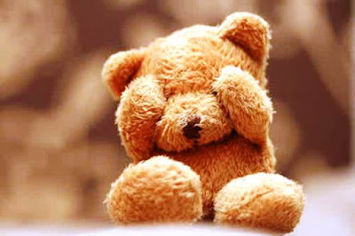 Gambar Wallpaper Teddy Bear Sedih