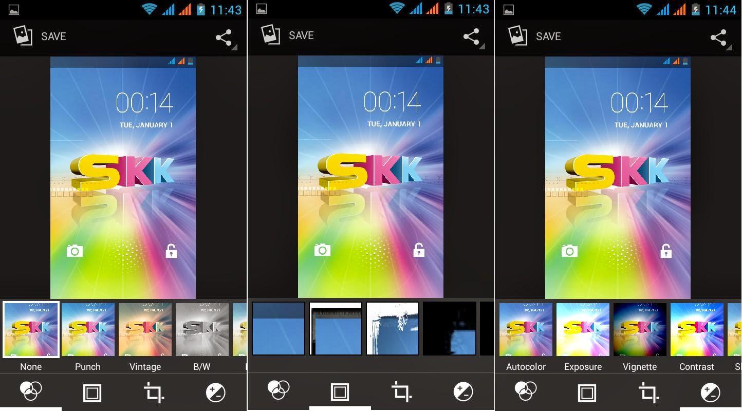 SKK Mobile Glimpse Photo Editor
