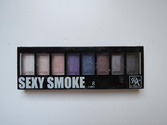 paleta sexy smoke