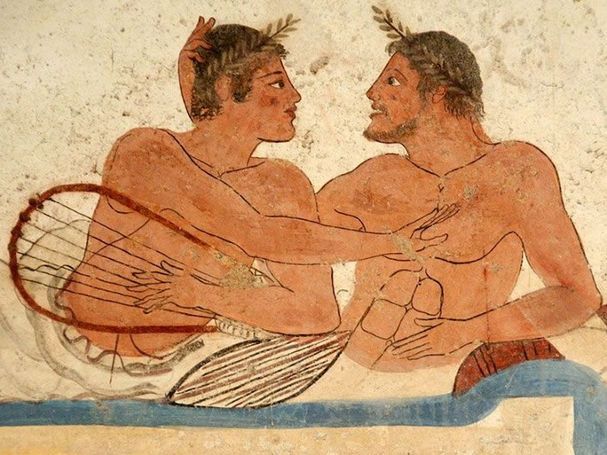 HISTORICAL HOMOSEXUALITY ... some of the myths, & some of the realities