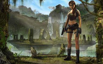 #9 Tomb Raider Wallpaper