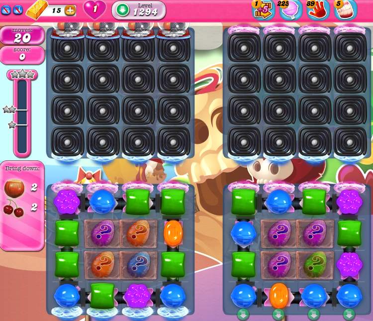 Candy Crush Saga 1294