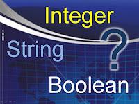 Tipe Data, Tipe data Boolean, Tipe Data String, Tipe Data Int, Tipe Data Double, Tipe Data Char, Penggunaan Tipe Data Dalam Java