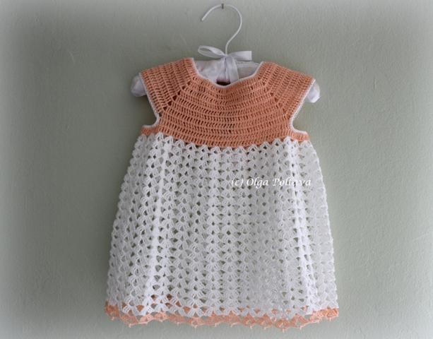 Free Crochet Pattern Baby Pinafore