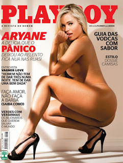 Revista Playboy (Aryane Steinkopf) Abril 2012