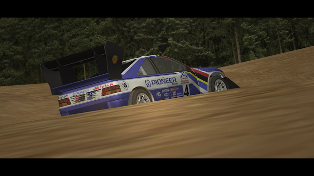 Mods rFactor Pikes Peak Unlimited Beta