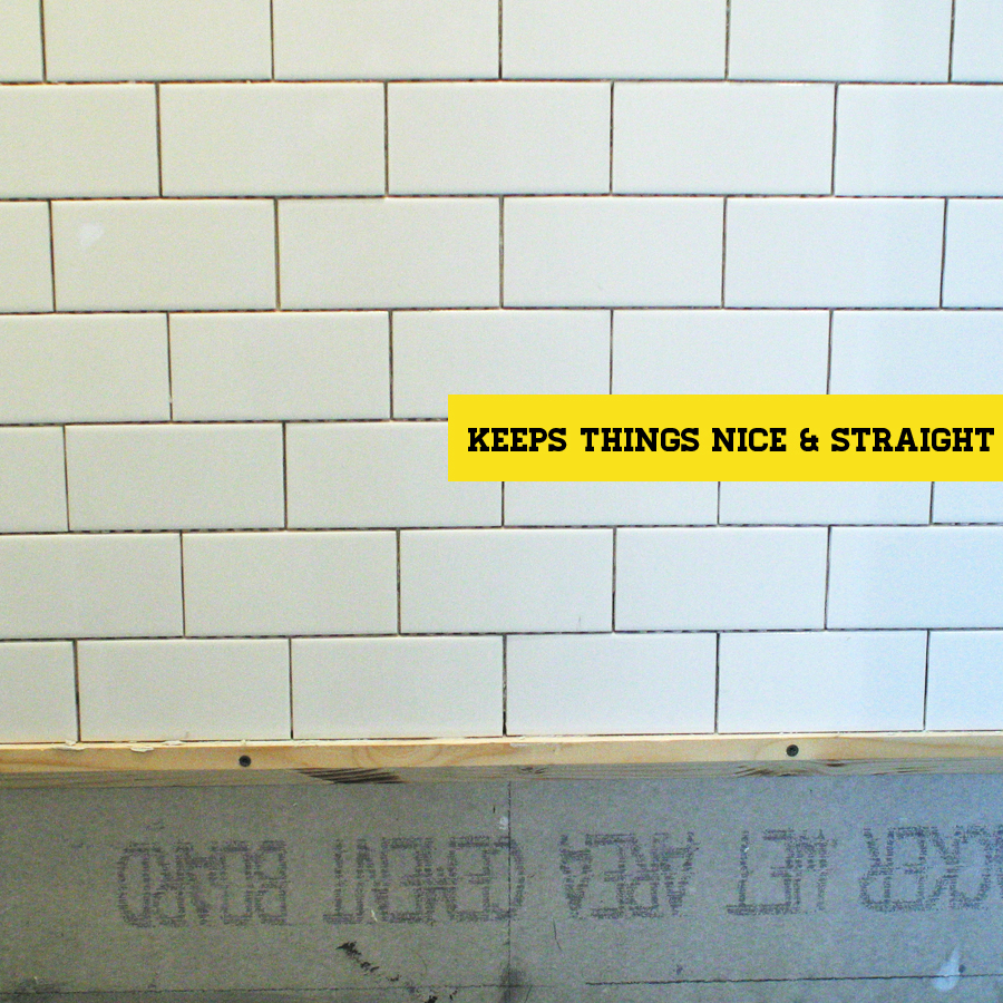 Keep smiling shower wall tile once youve got that first row figured out its just up and up and up cutting tiles when you get to the ends of each row buttering them with a little dailygadgetfo Choice Image