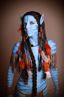 Full Body Painting Ideas