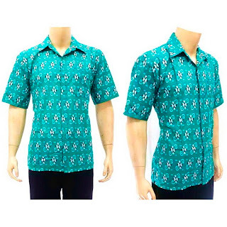 BP2704 - Model Baju Kemeja/Hem Batik Pria Terbaru 2013