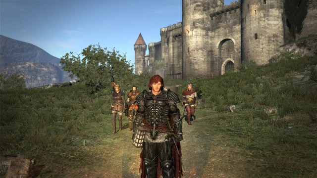 Dragon's Dogma Dark Arisen PC Gameplay