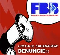 Denuncie a Federação Baiana