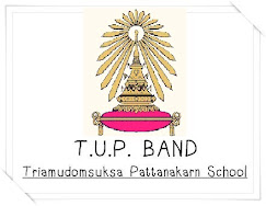 TUP Band on Facebook