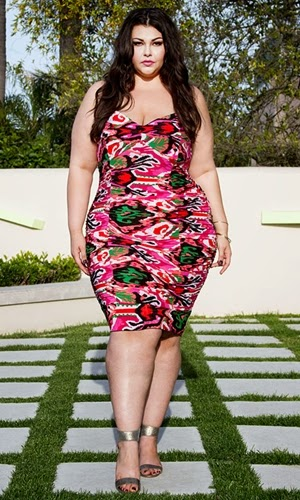 http://www.swakdesigns.com/plus-size/p-1351-tamara-ruched-dress-in-multi.aspx