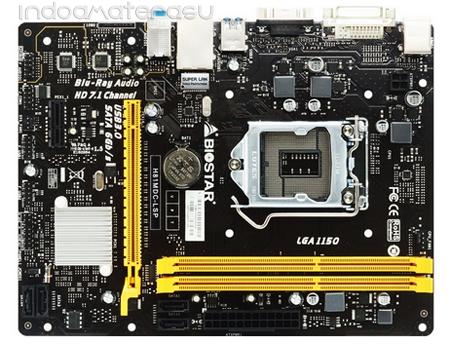 Motherboard LGA 1150 Biostar H81MDC-LSP