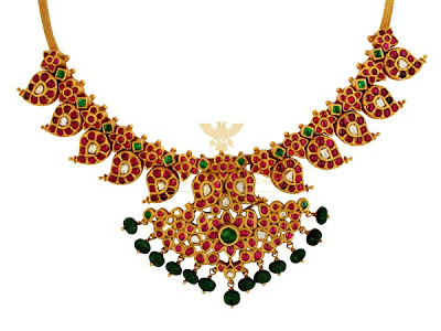 Nathella Necklace designs