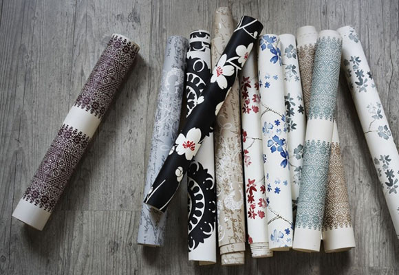 Cosas de palmichula forrar muebles con papel pintado for Papel para forrar armarios