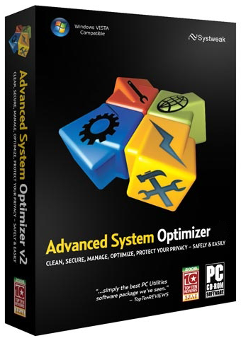 Advanced System Optimizer 3.5.1000.13987 Full Version