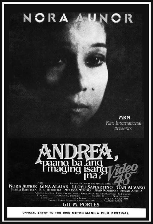 ANDREA PANO BA MAGING ISANG INA
