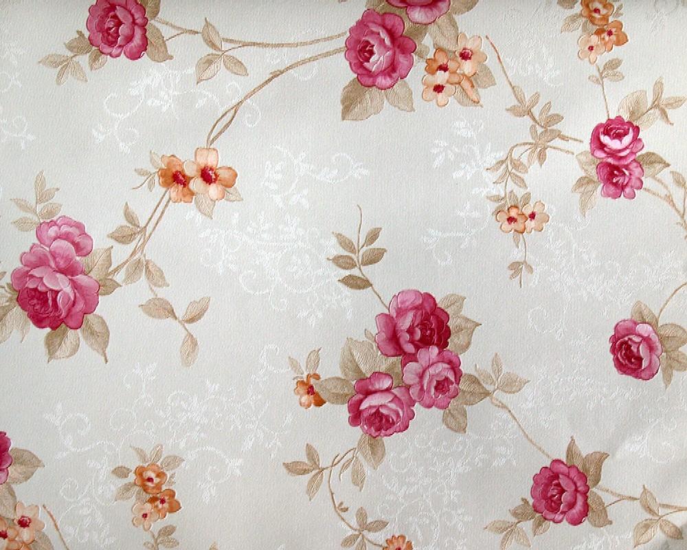 FERODECO WALLPAPER Wallpaper Bunga Vintage