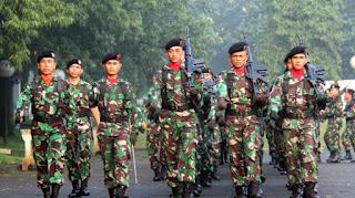 KARIR Tamtama Prajurit TNI 2016 (TERBARU)