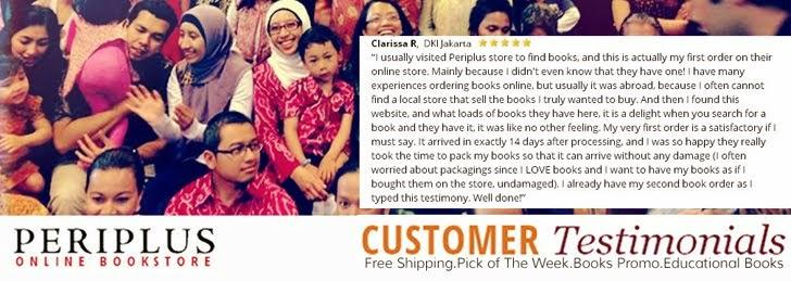 PERIPLUS.com at Jakarta