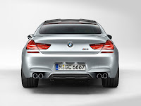 2014 BMW M6 Gran Coupe car pictures 6