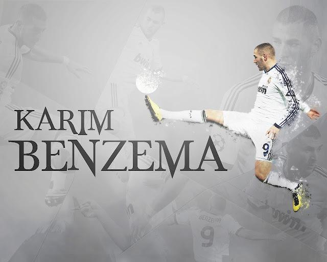 New Karim Benzema wallpaper HD Real madrid 2013 - 2014