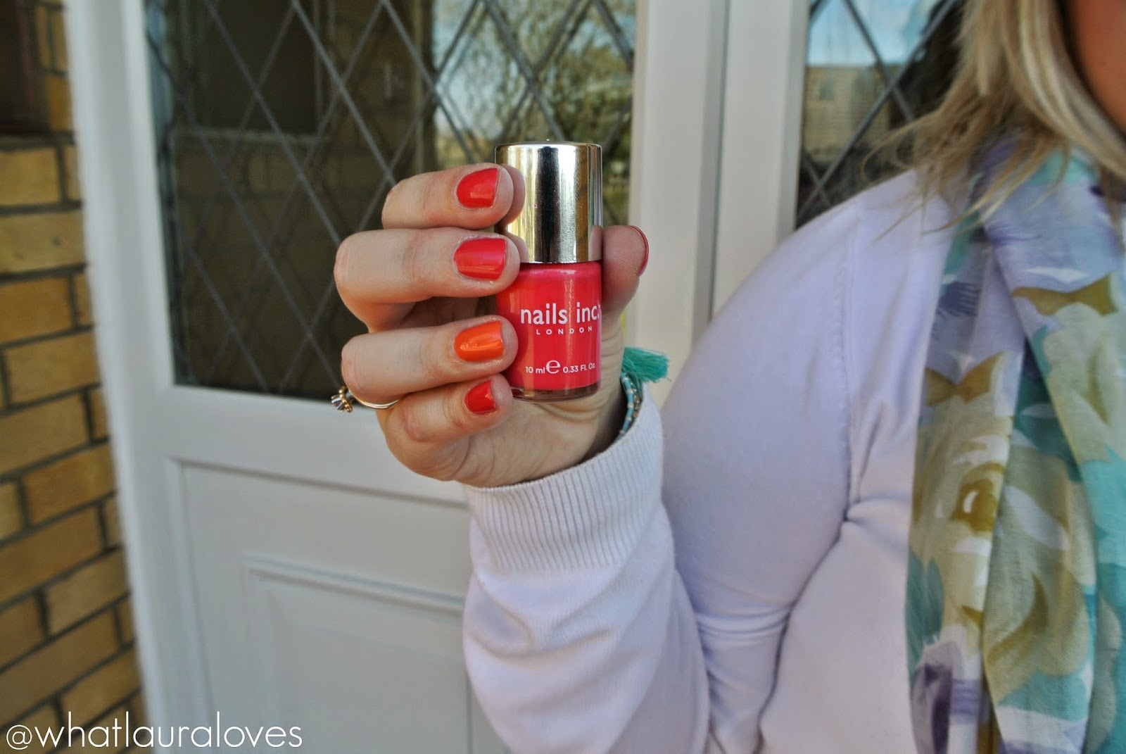 Nails Inc Brook Street Nail Polish