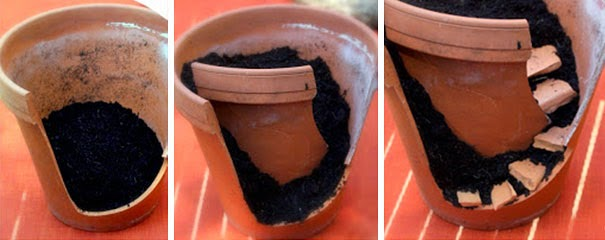 عمل تجميل للاواني المكسورة broken-pot-fairy-garden-22.jpg