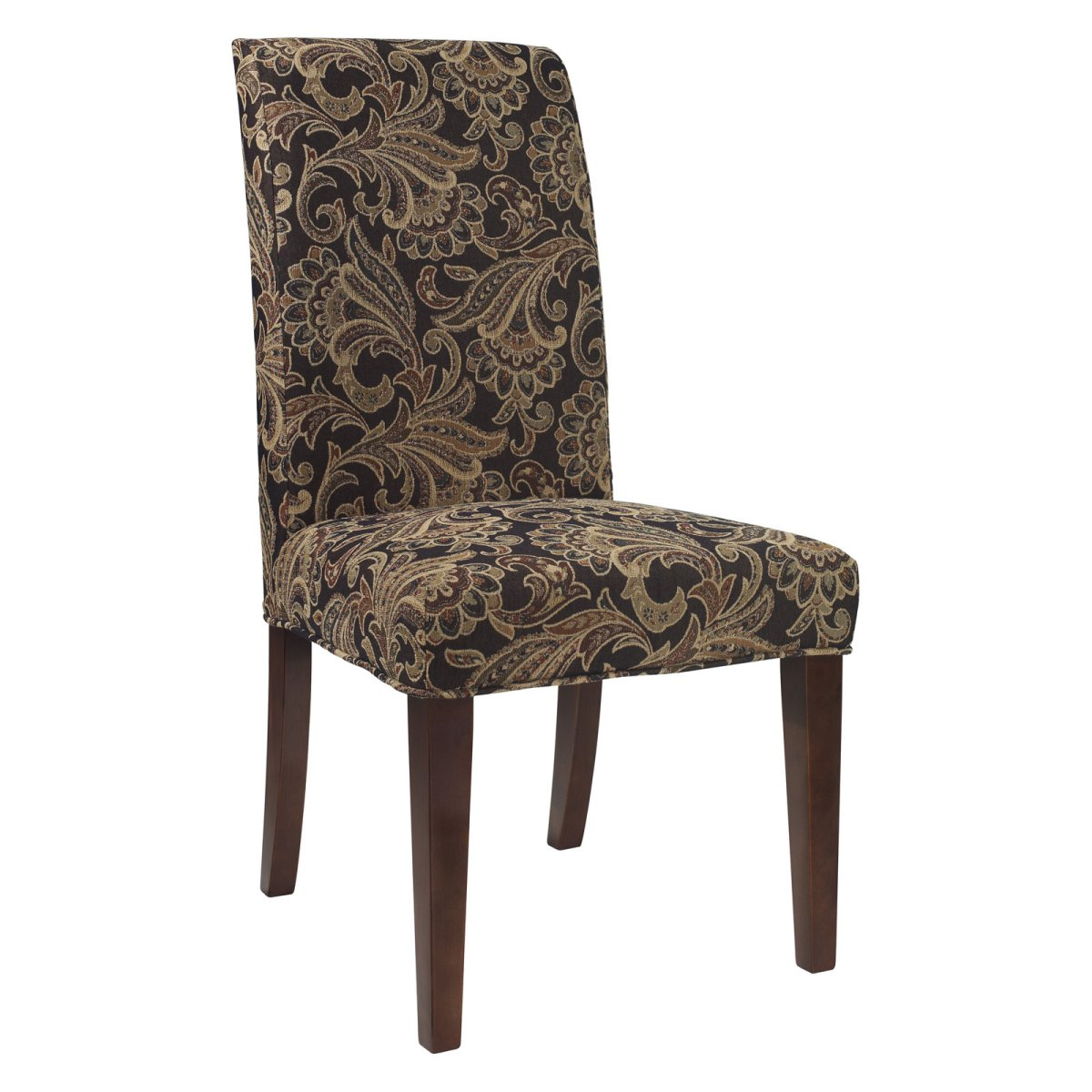 Autumn Graphics Picture Autumn Dining Chair Cover