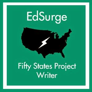 Stay Calm and Edsurge