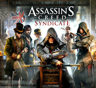 ���� ������ ��������� Assassins Creed Syndicate 2016