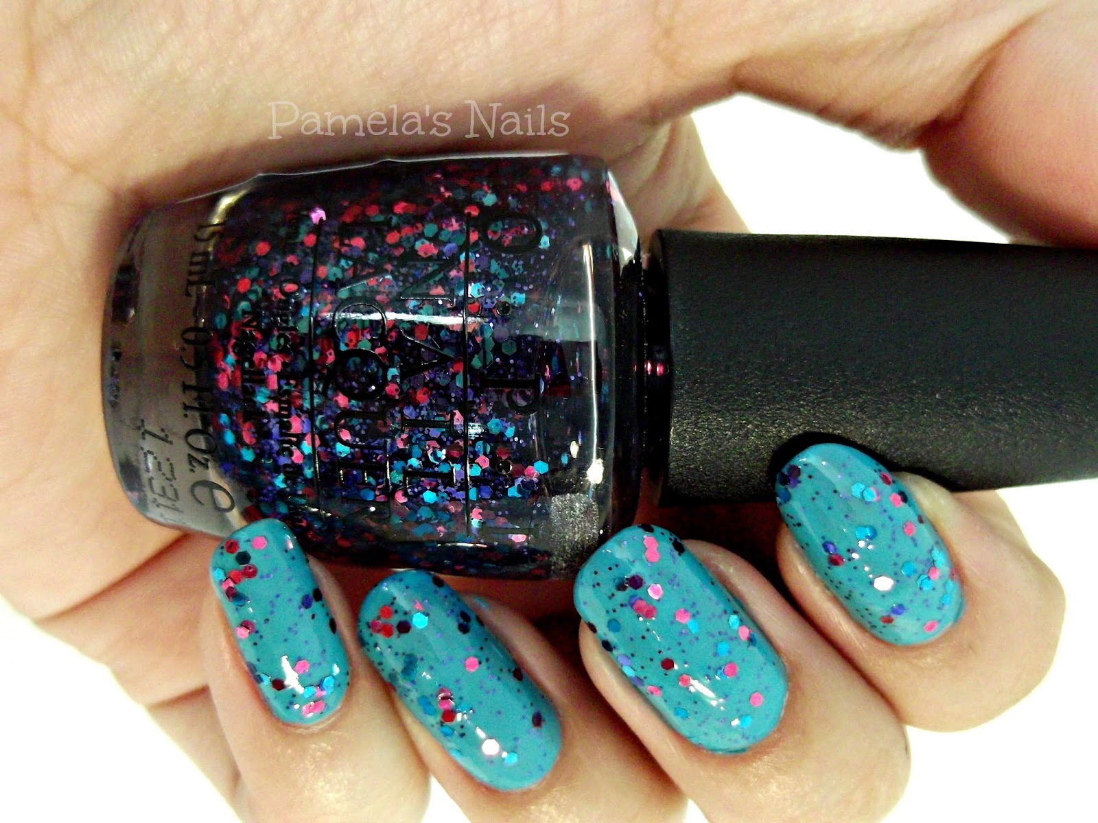 Pamela\'s Nails: OPI Can\'t find my czechbook and Polka.com