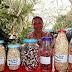 Productores del campo en trueque de semillas y plantas criollas en la UADY