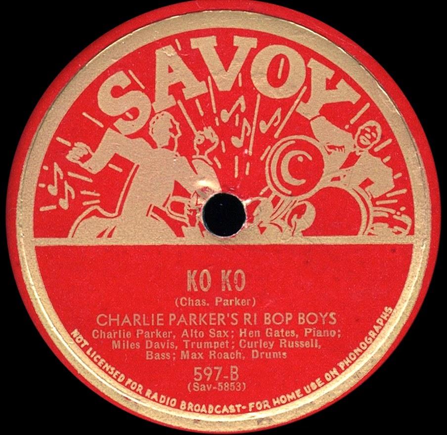 History Of Jazz #95 - Charlie Parker (I)