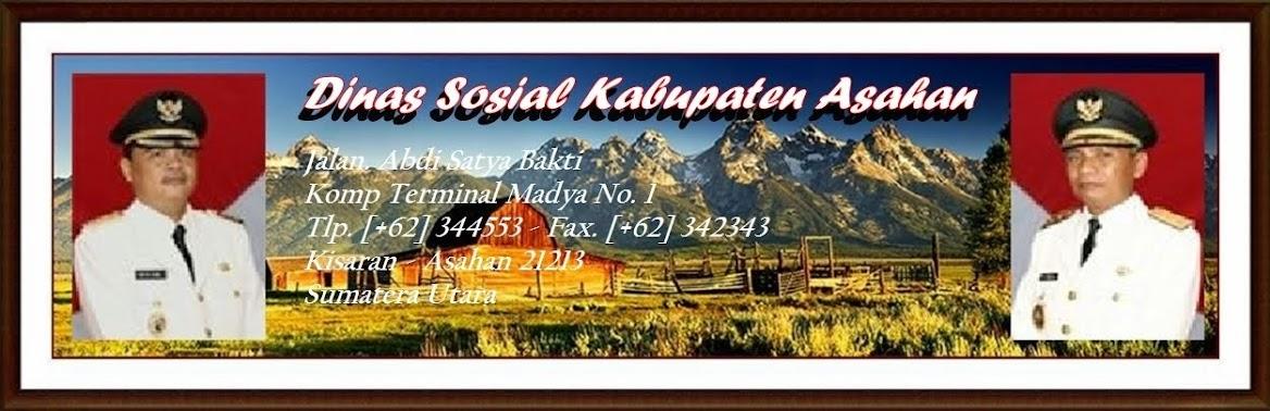 Dinas Sosial Kabupaten Asahan