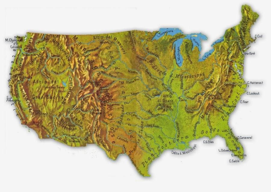 Daguirrinotriennio1418 novembre 2013 - Mappa messico mappa da colorare pagina ...
