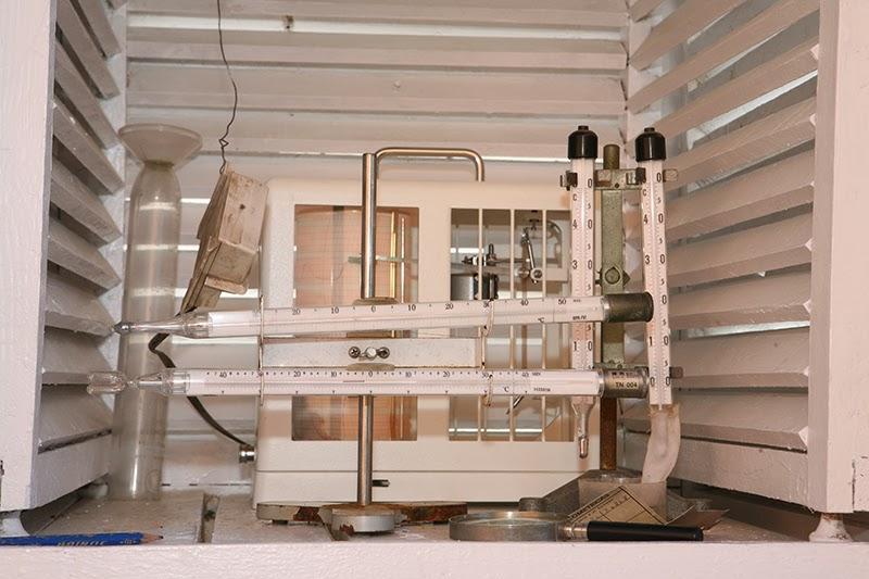 Observatori Meteorològic de Roda de Ter