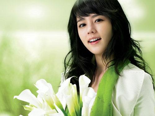 Artis Korea Cantik Han Ga In