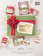 Stampin' Up! Holiday Catalogue