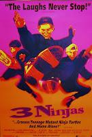 3 pequenos ninjas (Tres pequenos ninjas) (1992) online y gratis