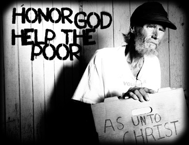 helping the poor in america